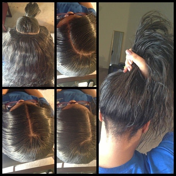 Free Partial Sew In Weave Ponytail Yelp Wallpaper
