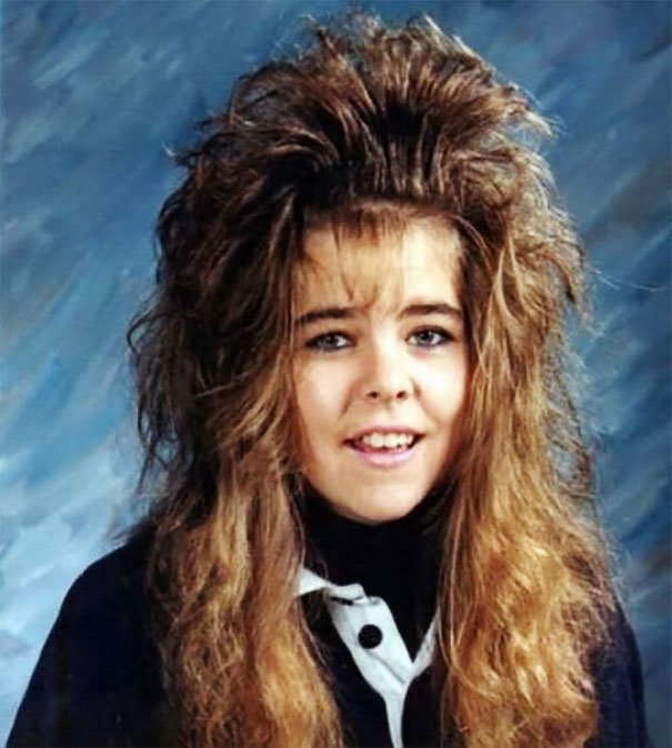 Free 10 Hilarious Childhood Hairstyles From The '80S And '90S Wallpaper