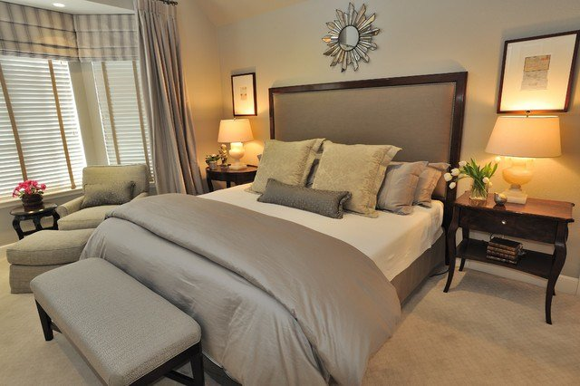 Best Calming Master Bedroom Contemporary Bedroom San Francisco By Alexandra Luhrs Interior Design With Pictures