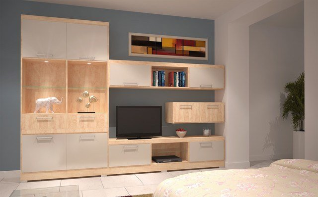 Best Entertainment Centers And Wall Units Contemporary With Pictures