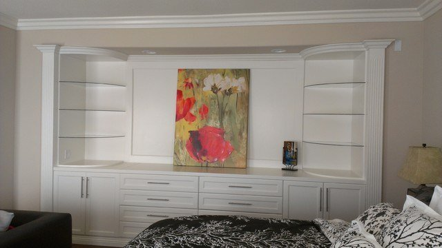 Best Bedroom Wall Unit With Pictures