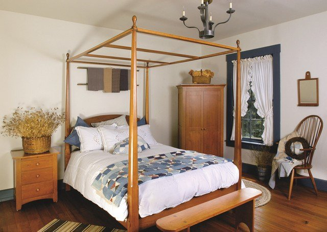 Best Shaker Style Cherry Bedroom Furniture Traditional With Pictures