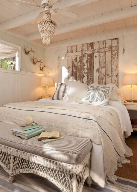 Best Vintage Inspired Inglewood Cottage Shabby Chic Bedroom With Pictures