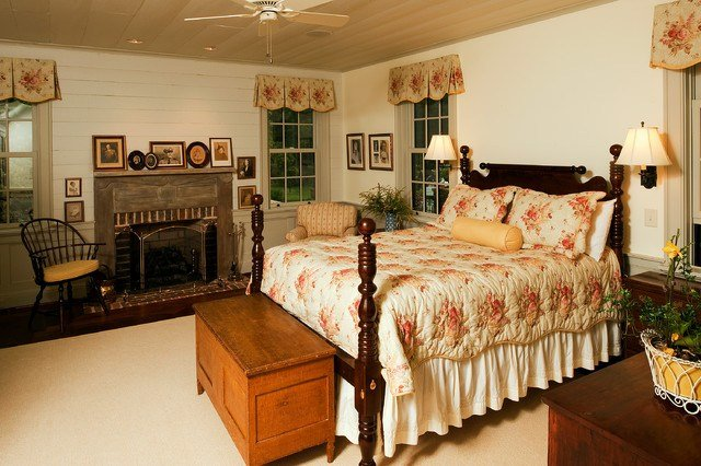 Best Rustic Elegance Durham Nc Farmhouse Bedroom With Pictures