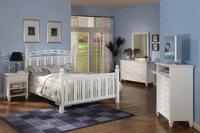 Best Oceanside Bedroom Collection Beach Style Bedroom With Pictures