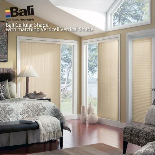 Best Bali Verticell Shades From Blinds Com Modern Bedroom By Blinds Com With Pictures