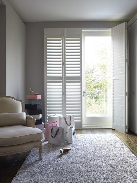 Best Bedroom Plantation Shutters Modern Bedroom Adelaide By All Shutters And Blinds Adelaide With Pictures