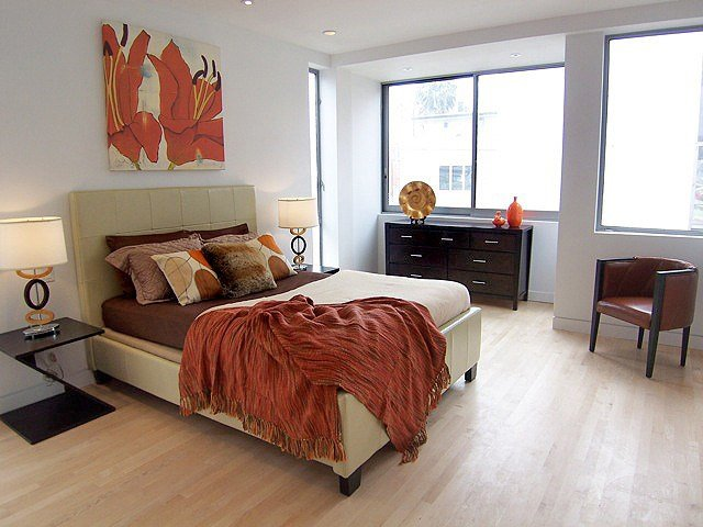 Best Staged Bedrooms Contemporary Bedroom Los Angeles With Pictures