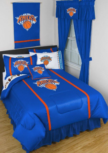 Best Nba New York Knicks Bedding And Room Decorations With Pictures
