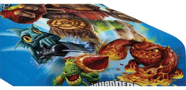 Best Skylanders Giants Spyro Sky Friends Twin Bed Comforter With Pictures