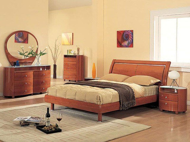 Best Exclusive Wood Platform Bedroom Sets With Extra Storage With Pictures