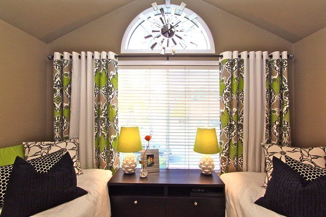Best Window Treatments Modern Bedroom Modern Bedroom San Diego By Robeson Design With Pictures