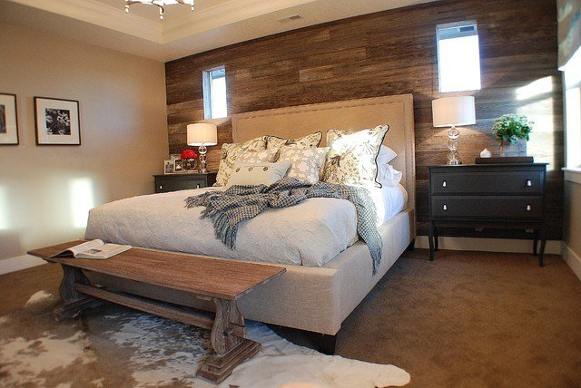 Best Rustic Chic Master Bedroom With Pictures