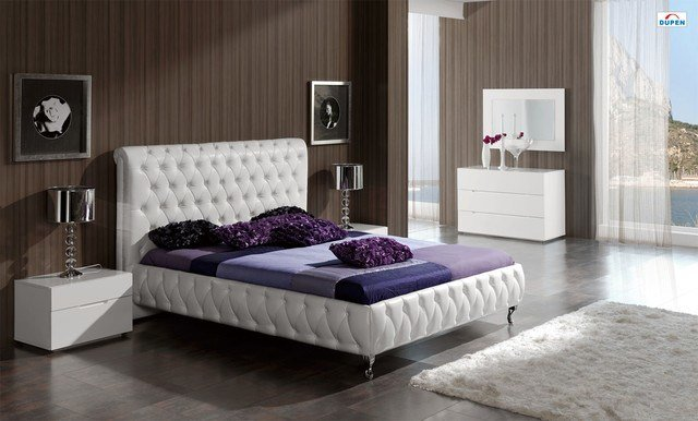 Best Stylish Leather Luxury Elite Bedroom Furniture Contemporary Beds Miami By Prime Classic With Pictures