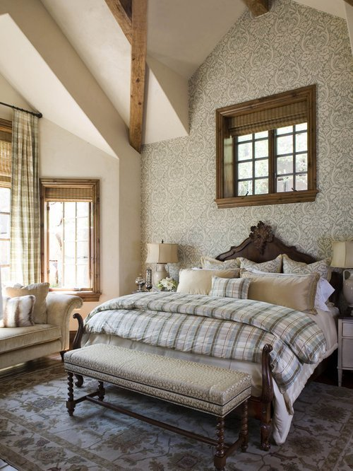 Best Wallpaper Accent Wall Home Design Ideas Pictures Remodel And Decor With Pictures