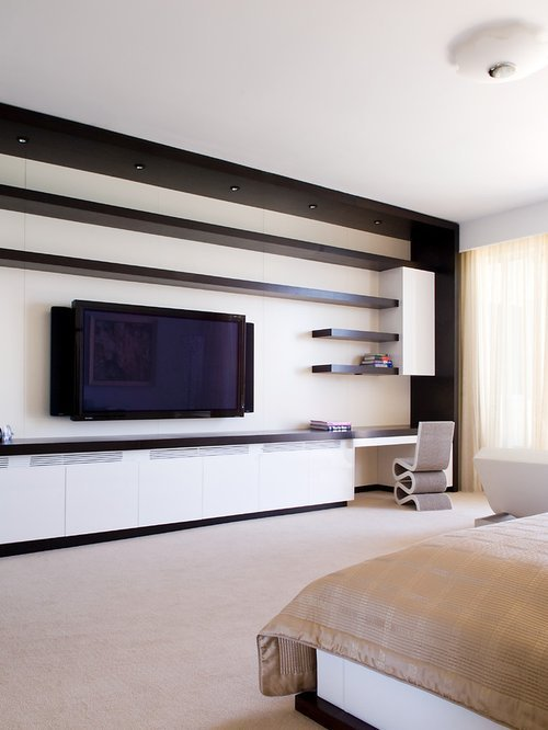 Best Tv Unit Modern Home Design Ideas Pictures Remodel And Decor With Pictures