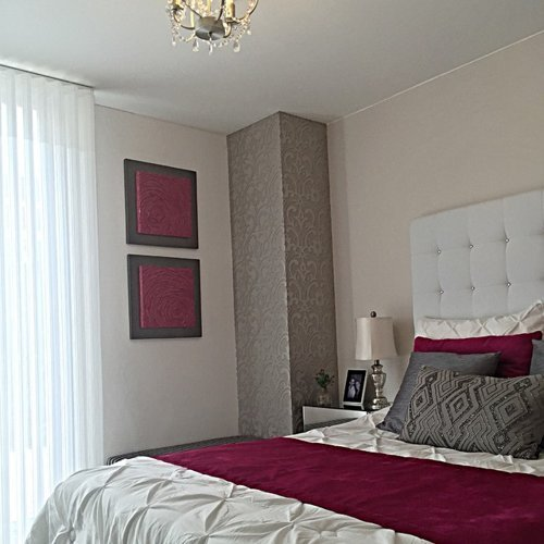 Best Medium Sized Contemporary Bedroom Design Ideas With Pictures