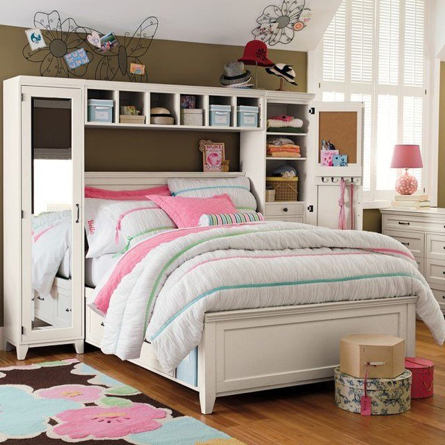 Best Hampton Storage Bed Mirror Tower Set Beds Other By With Pictures