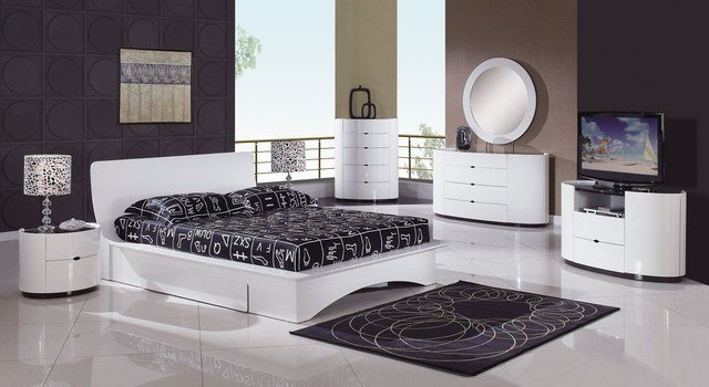 Best Unique Wood Modern Master Bedroom Set Contemporary Bedroom Furniture Sets Miami By Prime With Pictures