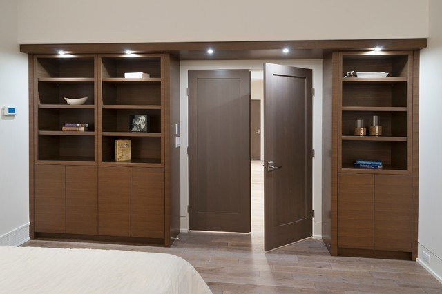 Best Bedroom Wall Unit Contemporary Bedroom Vancouver By Old World Kitchens Custom Cabinets With Pictures