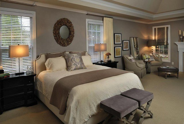 Best Elegant Escape Contemporary Bedroom Nashville By Beckwith Interiors With Pictures