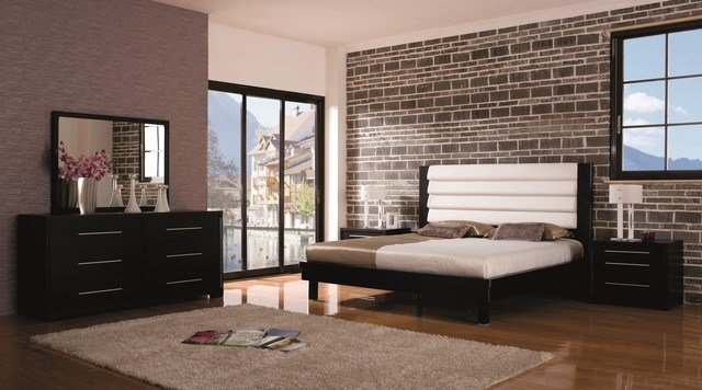 Best The Lindsay Bedroom Set Contemporary Bedroom Miami With Pictures