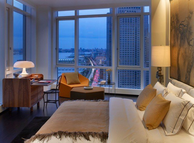Best Chambers P*Nth**S* Contemporary Bedroom New York With Pictures