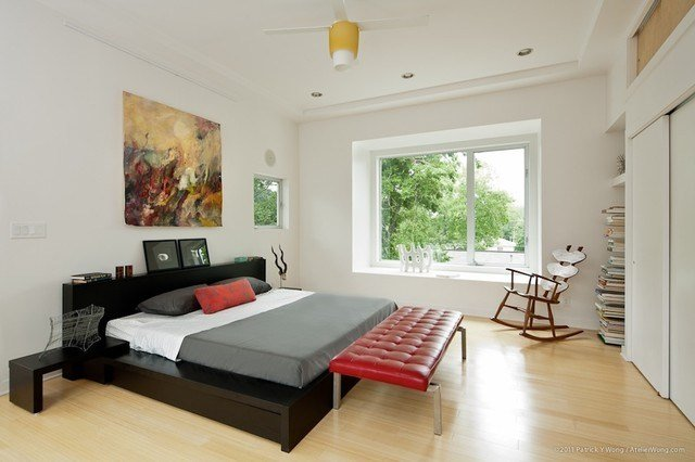 Best Texas Cantilever Contemporary Bedroom Austin By With Pictures
