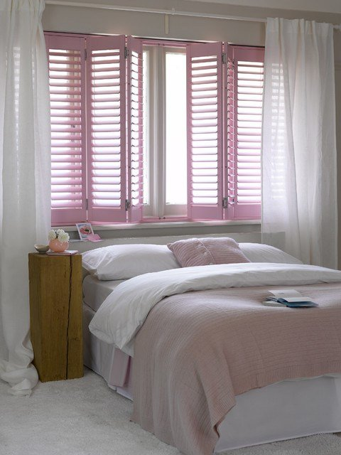 Best Bedroom Plantation Shutters Modern Bedroom Melbourne By All Shutters And Blinds Melbourne With Pictures