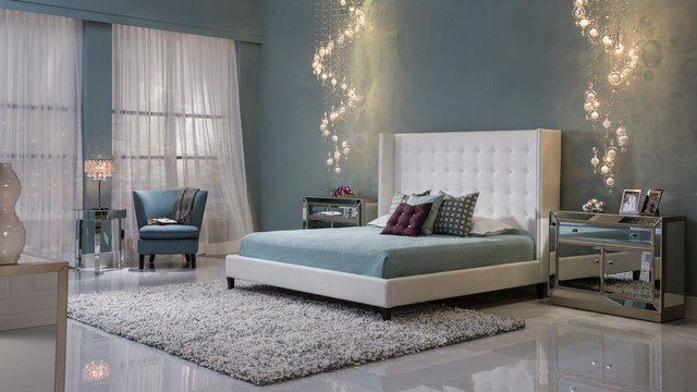 Best The Duval Bedroom Modern Bedroom Miami By El With Pictures