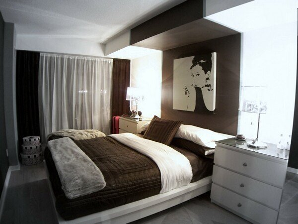Best Decorating A Small Toronto Condo Contemporary Bedroom With Pictures