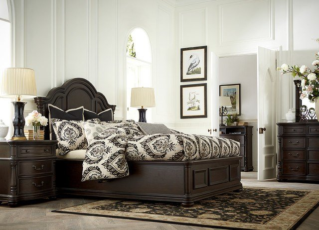Best Havertys Furniture Traditional Bedroom Other Metro With Pictures