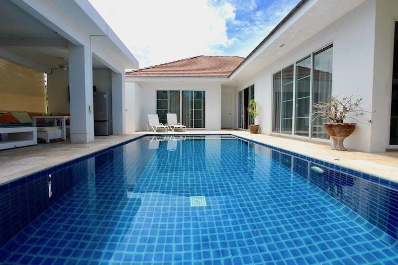 Best 3 Bedroom Pool Villa For Rent In Hua Hin Thailand Hua Hin Villa Real Estate Hua Hin House With Pictures