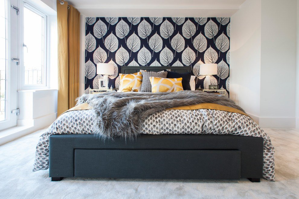 Best Glamorous Faux Fur Throw Decorating Ideas For Bedroom With Pictures