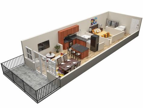 Best 1 2 Bedroom Loft Apartments In Atlanta Mariposa Lofts With Pictures
