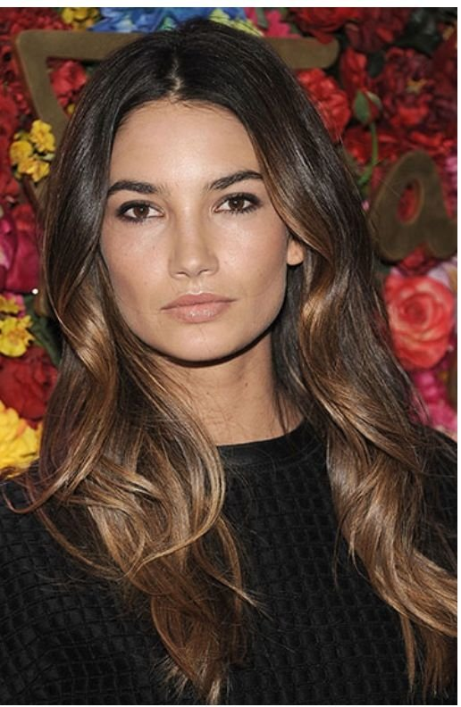 Free Multi Toned Warm Brown Hues Hot Fall Hair Color Trend Wallpaper