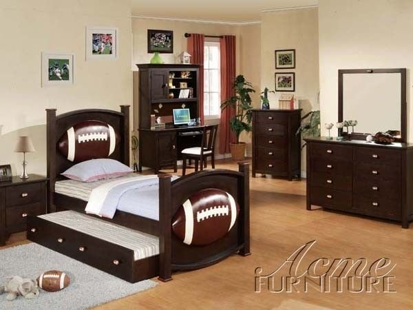 Best Football Youth Bedroom Set Kids Room Ideas Pinterest With Pictures