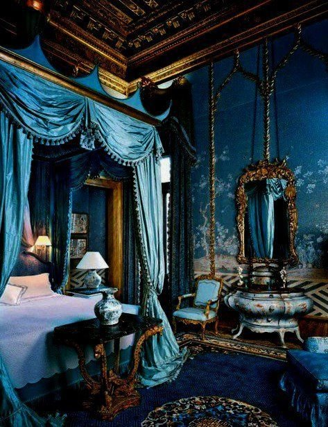 Best A Vampire S Bedroom Delectably Dark Pinterest With Pictures
