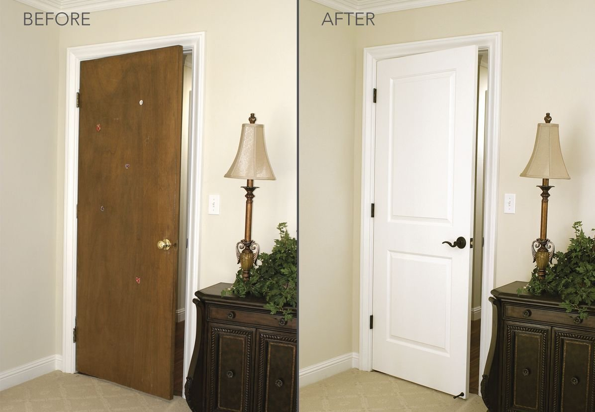 Best Bedroom Door Replacement By Homestory For The Home With Pictures