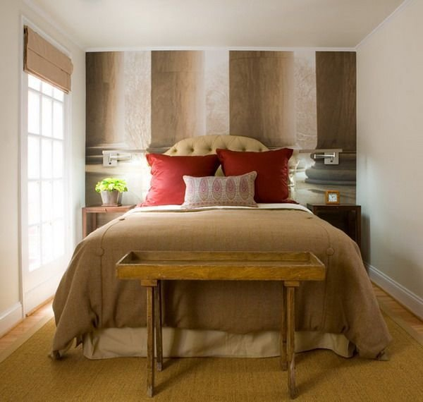 Best Small Bedroom Ideas With Queen Bed Home Pinterest With Pictures