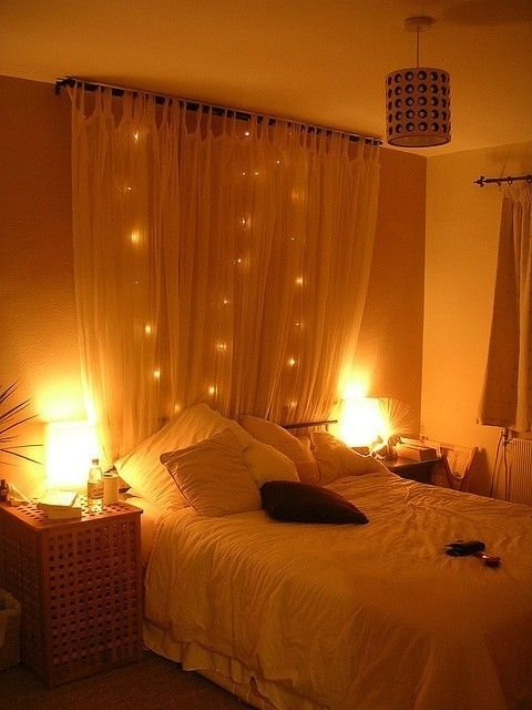 Best Decorative String Lights For Bedroom For The Home With Pictures