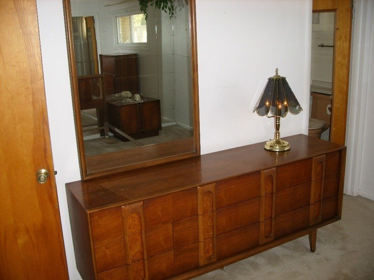 Best 1960 S Vintage Lane Danish Modern Bedroom Furniture With Pictures