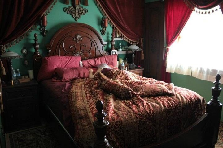 Best Steampunk Bedroom By Kato Inspiration Interior With Pictures