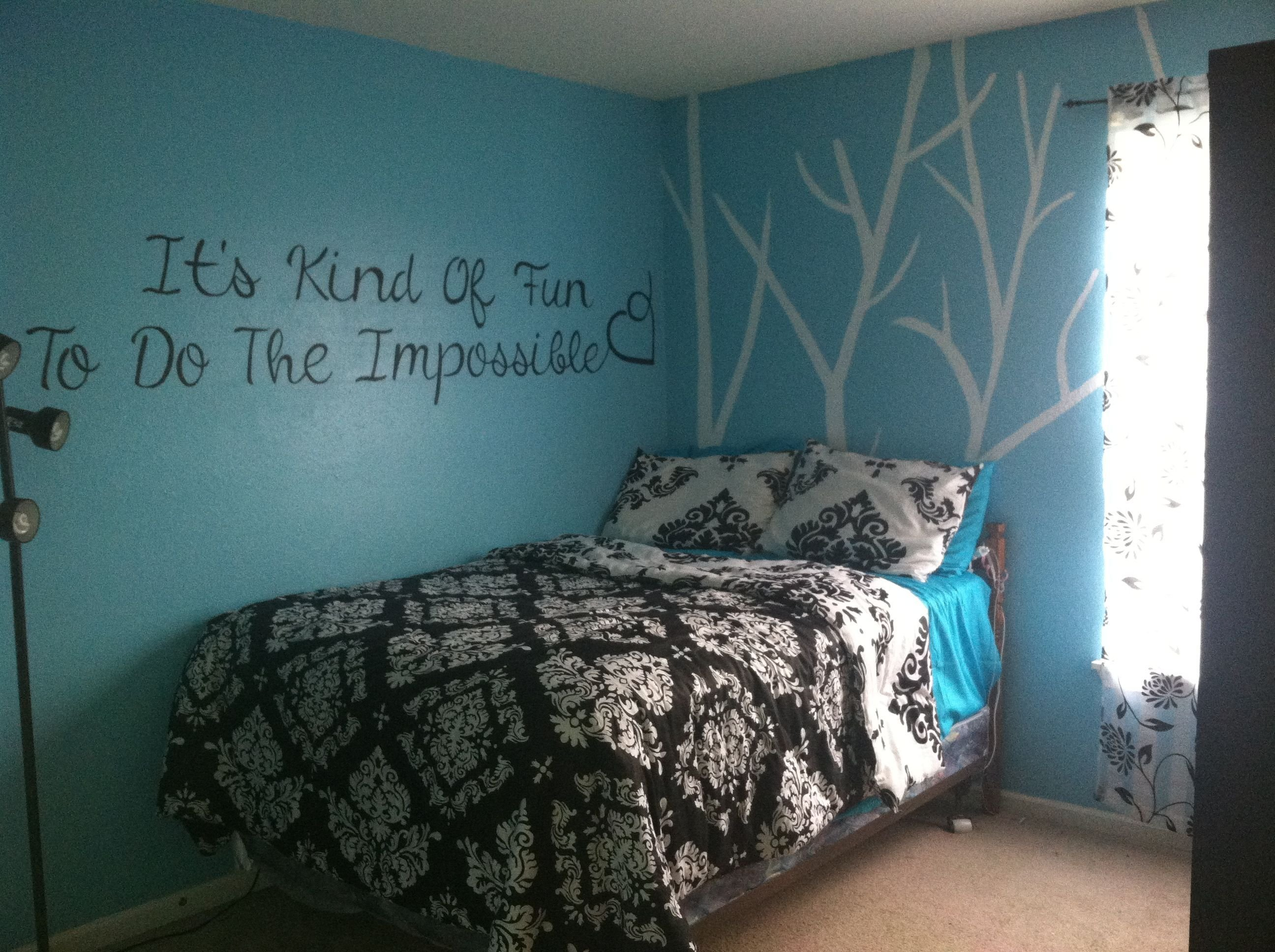 Best Black And Teal Bedroom Isabelle Pinterest With Pictures