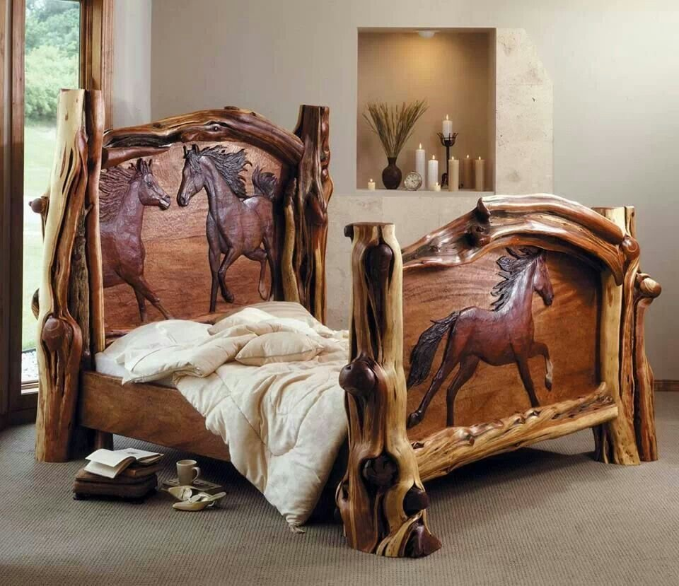 Best Beautiful Horse Bed Western Decor My Style Pinterest With Pictures