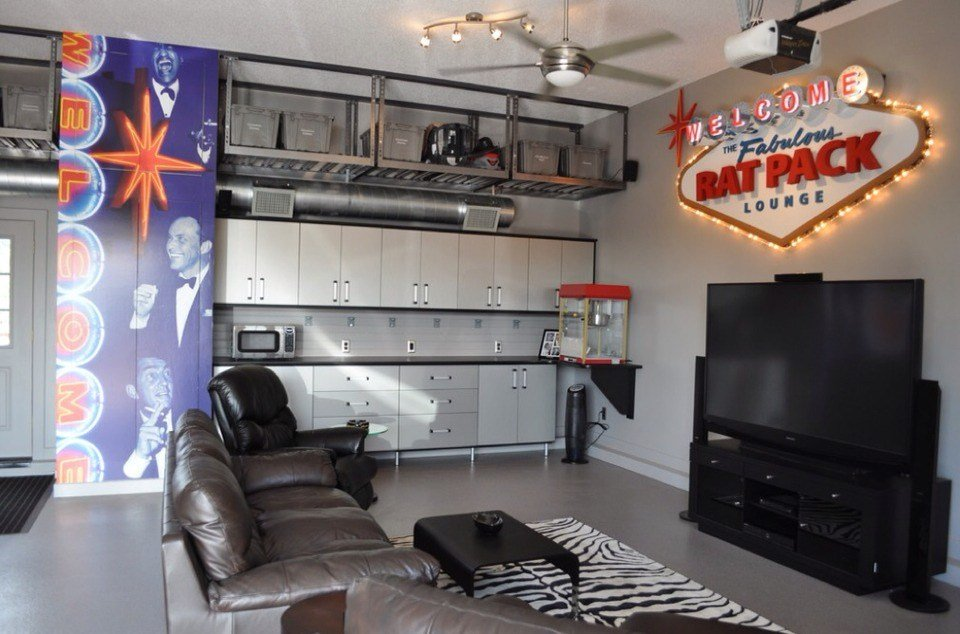 Best Turn A Spare Room Into A Man Cave For Your Men In Your With Pictures