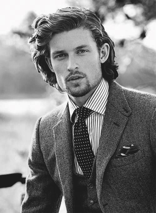 Free Top 70 Best Long Hairstyles For Men Princely Long Dos Wallpaper