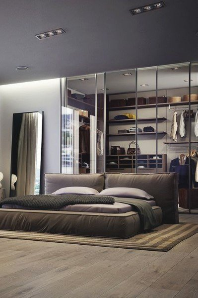 Best 20 Masculine Men S Bedroom Designs Next Luxury With Pictures