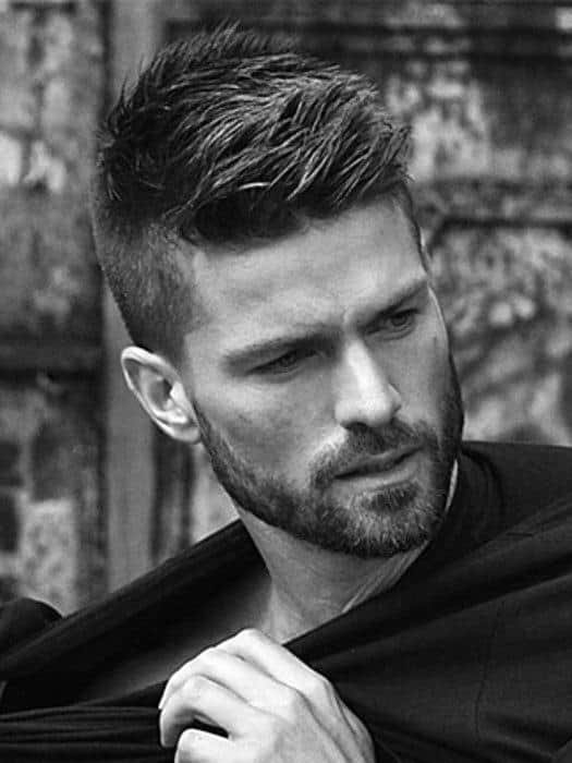 Free 50 Men S Short Haircuts For Thick Hair Masculine Hairstyles Wallpaper
