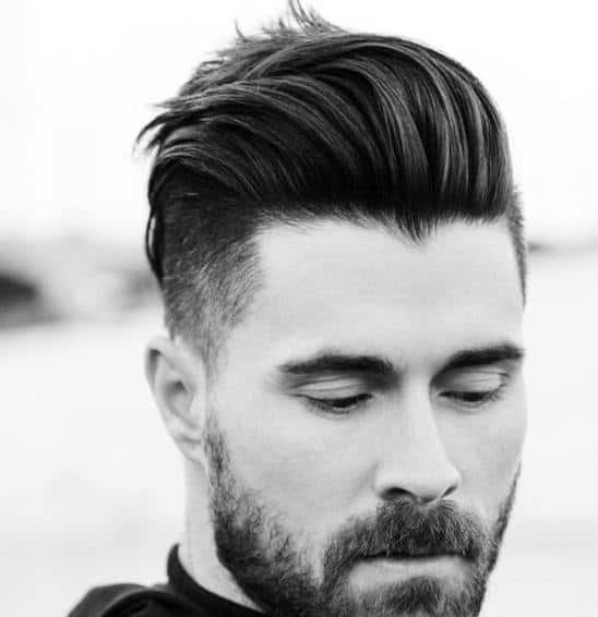 Free 50 Shaved Sides Hairstyles For Men Throwback Haircuts Wallpaper